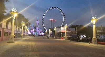 浅谈LED景观路灯在城市发展中起到了什么样的作用